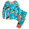 Disney Child Girls Pajamas - Moana PJ PALS for Girls
