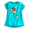 Disney Child Shirt - Moana - Fashion Tee for Girls