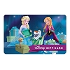 Disney Collectible Gift Card - Giving Warm Hugs - Frozen Holiday
