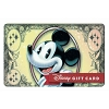 Disney Collectible Gift Card - Mickey Dollar