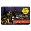Disney Collectible Gift Card - Ghoulish Fun Halloween - Parks