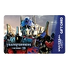 Universal Collectible Gift Card - Transformers - Optimus Prime