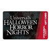 Universal Collectible Gift Card - Halloween Horror Nights Logo