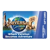 Universal Collectible Gift Card - Where Vacation Becomes Adventure