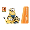 Universal Collectible Gift Card - Despicable Me - Mischievous Minions