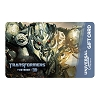 Universal Collectible Gift Card - Transformers - Megatron