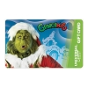 Universal Collectible Gift Card - Grinchmas