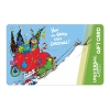 Universal Collectible Gift Card - The Grinch & Sleigh