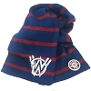 Disney Scarf - Walt Disney World 1971 Logo Red and Blue Striped