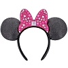 Disney Minnie Bow Ears Headband - Gemstones