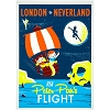 Disney Postcard - London to Neverland by Dave Perillo