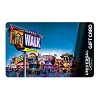 Universal Collectible Gift Card - CityWalk Logo