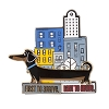 Universal Pin - The Secret Life of Pets Buddy First to Arrive, Last to Leave