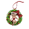 Universal Ornament - Betty Boop Wreath