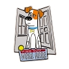 Universal Pin - The Secret Life of Pets - Wish You Were Here