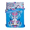Disney Full / Queen Comforter Blanket - Alice in Wonderland Floral