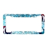 Disney License Plate Frame - The Little Mermaid Ariel Filigree