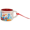 Disney Holiday Ornament - Starbucks Mug Hollywood Studios - 2016 Dragon
