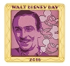 Walt Disney Day Pin - 2016 Walt Disney Day Mickey Mouse