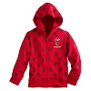 Disney Girls Hoodie - Minnie Mouse Red Polka Dot