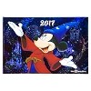 Disney Photo Album - 100 Pics - 2017 Sorcerer Mickey Logo