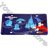 Disney License Plate - 2017 Sorcerer Mickey Logo