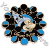 Disney Annual Pin - 2017 Logo - Sorcerer Mickey Mouse - Spinner