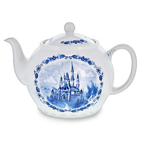 Disney Teapot Fantasyland Castle