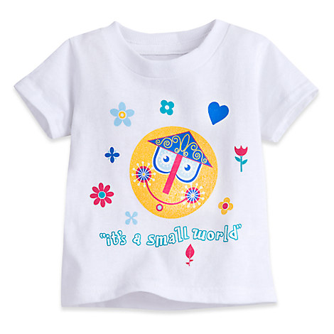Your Wdw Store Disney Baby Tee Shirt Quot It S A Small