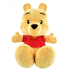 Disney Plush - Big Feet Pooh - Large 18''