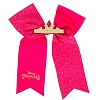 Disney Hair Tie - Princess Bow with Crown
