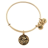 Disney Alex and Ani Charm Bracelet - Sorcerer Mickey 2017 - Gold