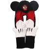 Disney Holiday Hat - All in One Hat Scarf Mittens - Mickey Mouse