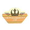 Disney Name Tag ID - Star Wars Rogue One - Rebel Alliance Passholder