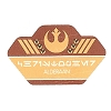 Disney Name Tag ID - Star Wars Rogue One - Rebel Alliance
