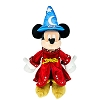 Disney Plush - 2017 Sorcerer Mickey Mouse - 12''