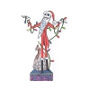 Disney Traditions by Jim Shore - Santa Jack with Christmas Lights