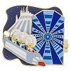 Disney Doorways to Disney Pin - #3 Space Mountain