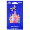 Disney Lanyard Medal - Princess Castle
