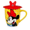 Disney Coffee Cup Mug - Minnie Mouse with Lid