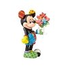 Disney by Britto - Mickey Mouse with Flowers