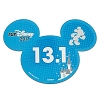 Disney Mini Ears Magnet - 2017 runDisney 13.1