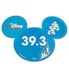 Disney Mini Ears Magnet - 2017 runDisney 39.3