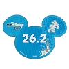 Disney Mini Ears Magnet - 2017 runDisney 26.2