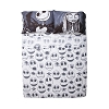 The Nightmare Before Christmas Jack Faces Full Sheet Set