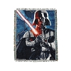 Star Wars Darth Vader Woven Tapestry Throw Blanket