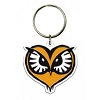 Fantastic Beast Owl Soft Touch PVC Key Ring