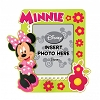 Disney Magnetic Photo Frame - Minnie Mouse soft rubber - Pink