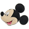 Disney Magnet - Mickey Mouse Icon - Metal