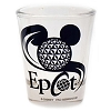 Disney World Shot Glass - Spaceship Earth